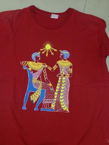 Tutenkhamun and Nefretiti - What else to say